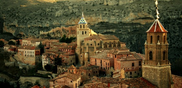Restauración de la catedral de Albarracin